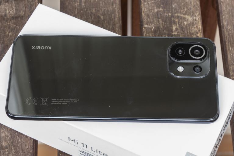 Xiaomi Mi 11 Lite okostelefon teszt 4