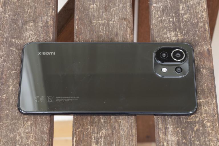 Xiaomi Mi 11 Lite okostelefon teszt 5