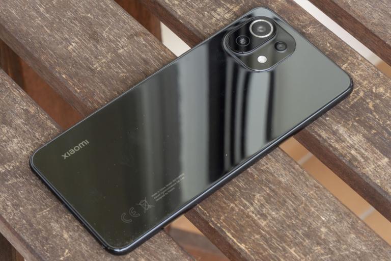Xiaomi Mi 11 Lite okostelefon teszt 6