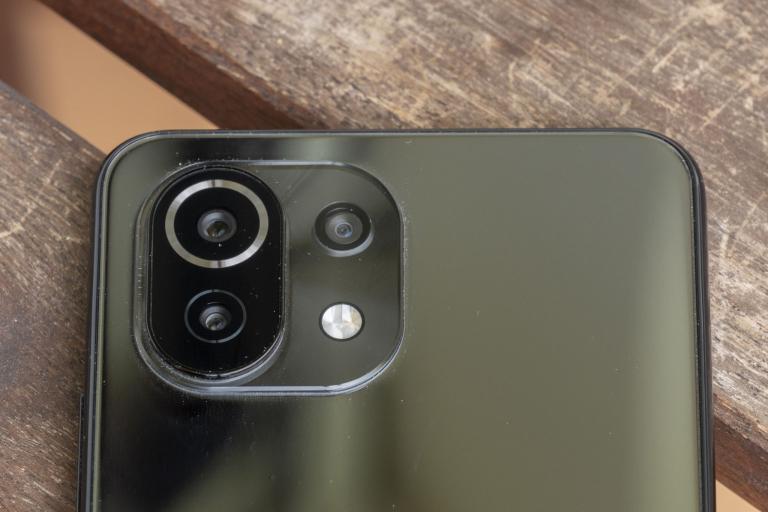 Xiaomi Mi 11 Lite okostelefon teszt 7