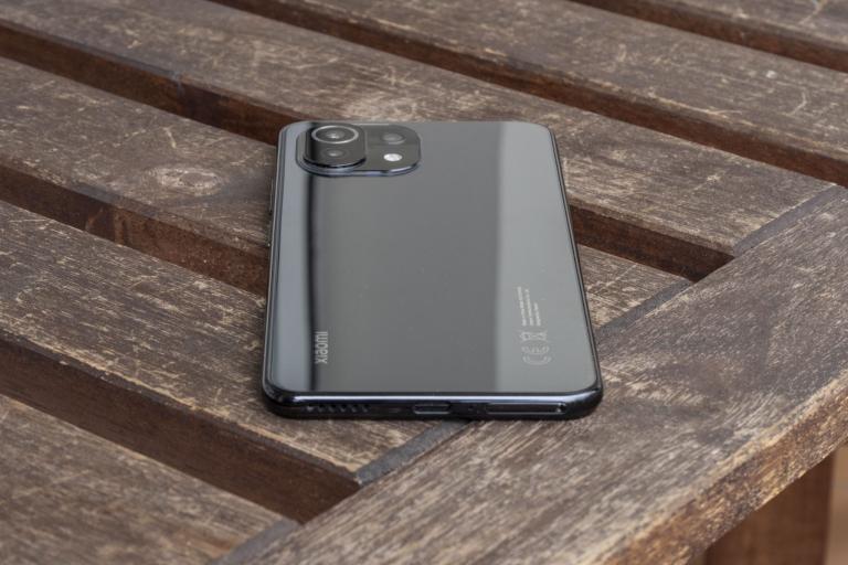 Xiaomi Mi 11 Lite okostelefon teszt 9
