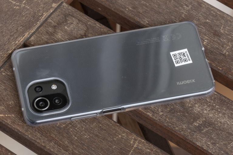 Xiaomi Mi 11 Lite okostelefon teszt 10