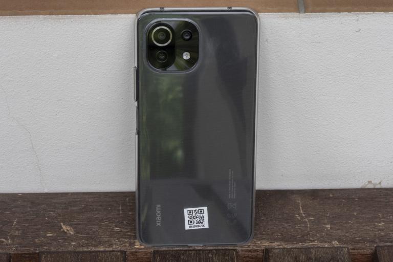 Xiaomi Mi 11 Lite okostelefon teszt 13