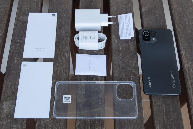Xiaomi Mi 11 Lite 5G okostelefon teszt 3