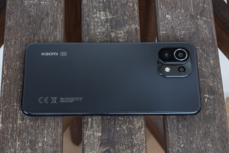 Xiaomi Mi 11 Lite 5G okostelefon teszt 6