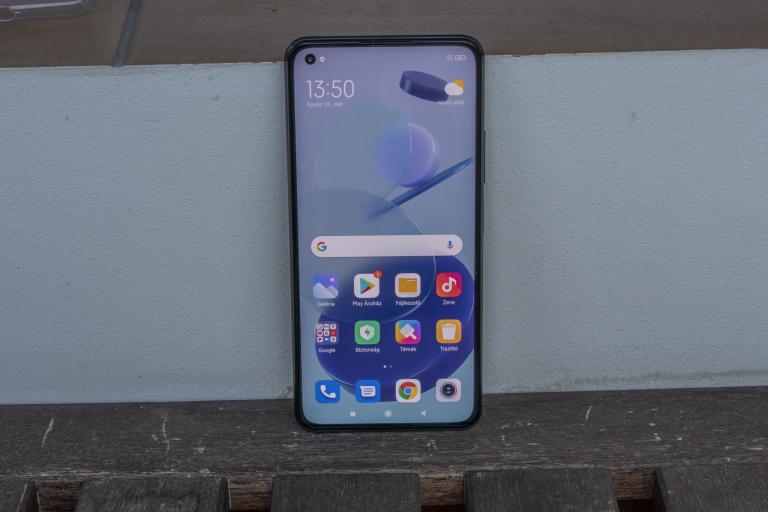 Xiaomi Mi 11 Lite 5G okostelefon teszt 11