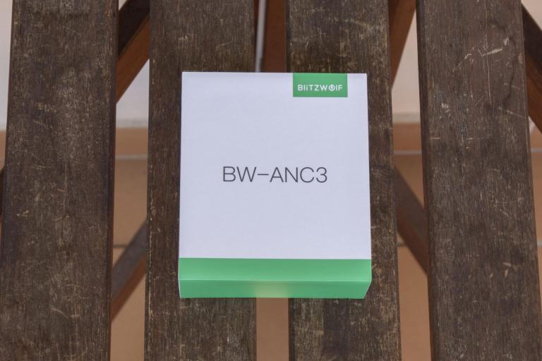 BlitzWolf BW-ANC3 fülhallgató teszt 2