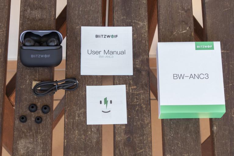 BlitzWolf BW-ANC3 fülhallgató teszt 3