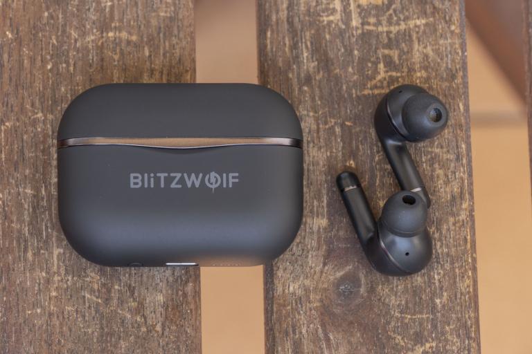 BlitzWolf BW-ANC3 fülhallgató teszt 5
