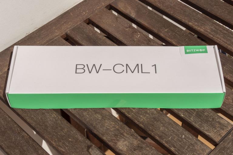 BlitzWolf BW-CML1 monitor lámpa teszt 2
