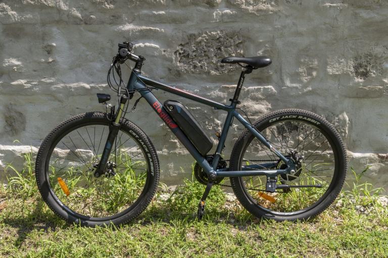 Eleglide M1 elektromos kerékpár teszt 5