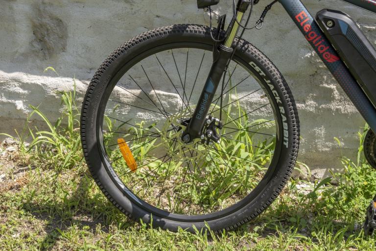 Eleglide M1 elektromos kerékpár teszt 30