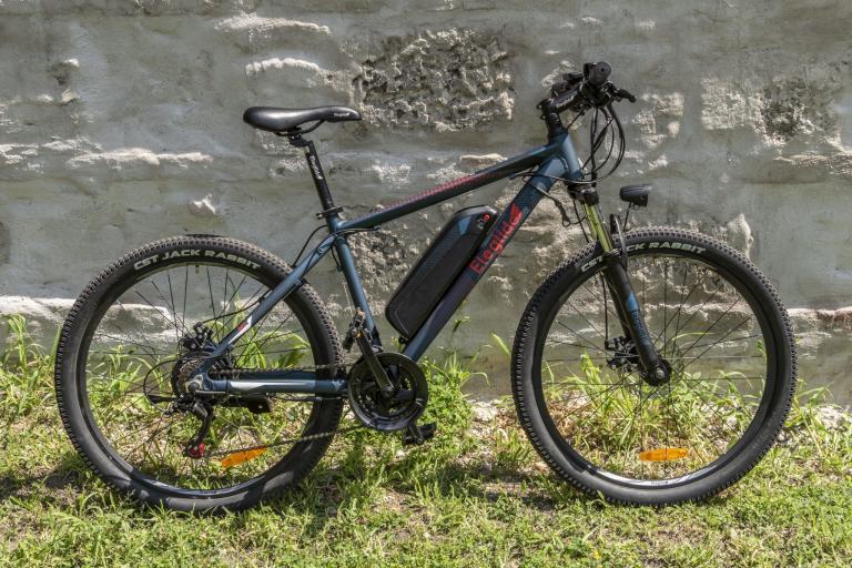 Eleglide M1 elektromos kerékpár teszt 29