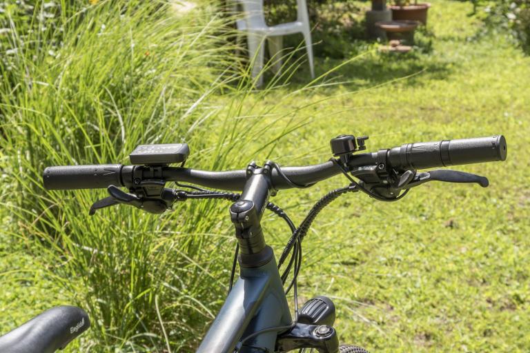 Eleglide M1 elektromos kerékpár teszt 25