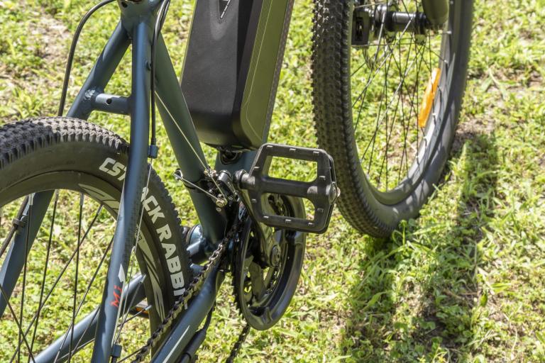 Eleglide M1 elektromos kerékpár teszt 24