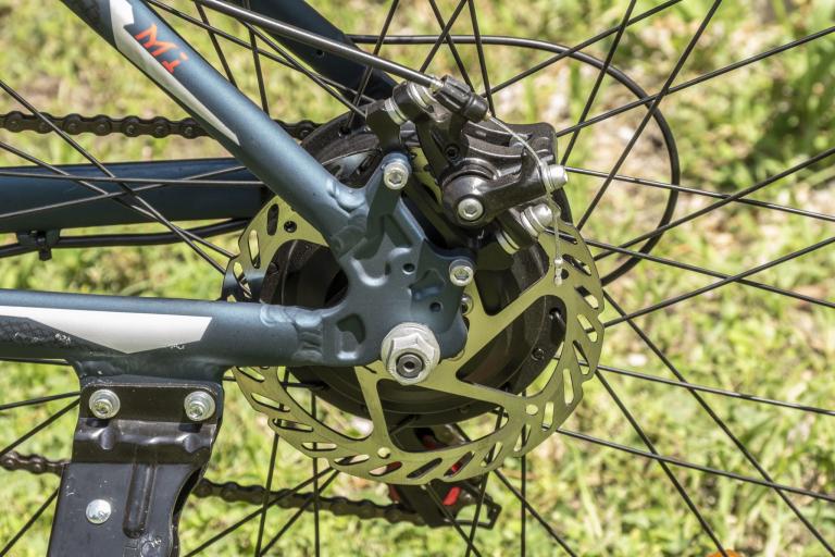 Eleglide M1 elektromos kerékpár teszt 21