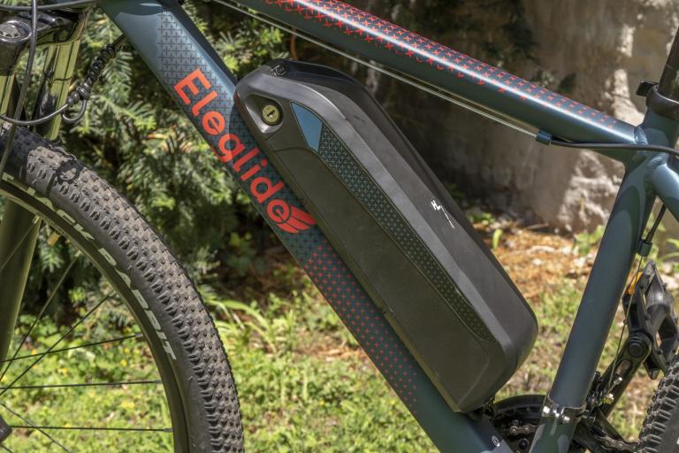 Eleglide M1 elektromos kerékpár teszt 19