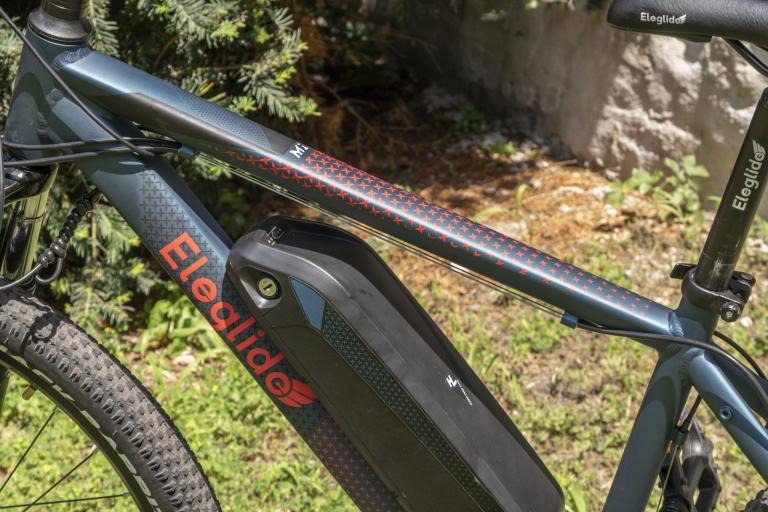 Eleglide M1 elektromos kerékpár teszt 18