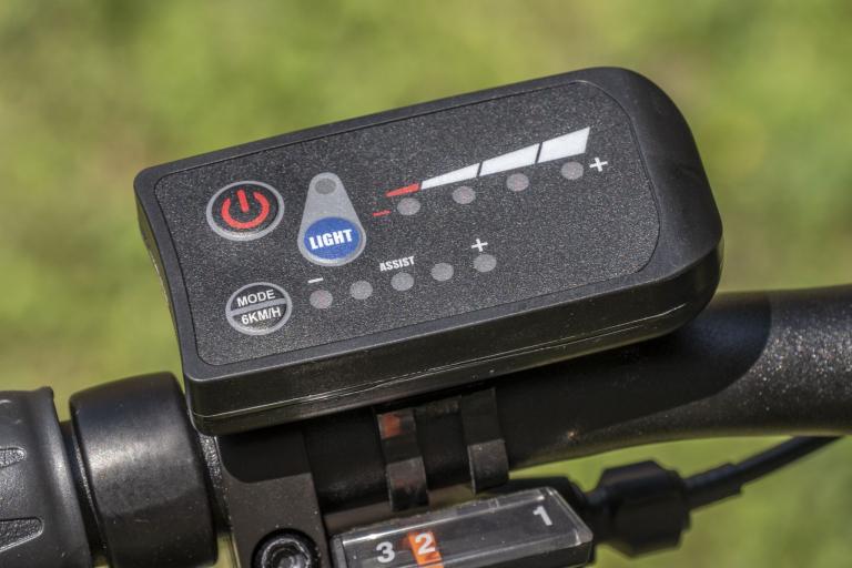 Eleglide M1 elektromos kerékpár teszt 17
