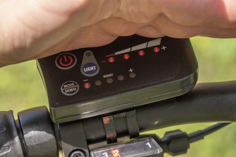 Eleglide M1 elektromos kerékpár teszt 16