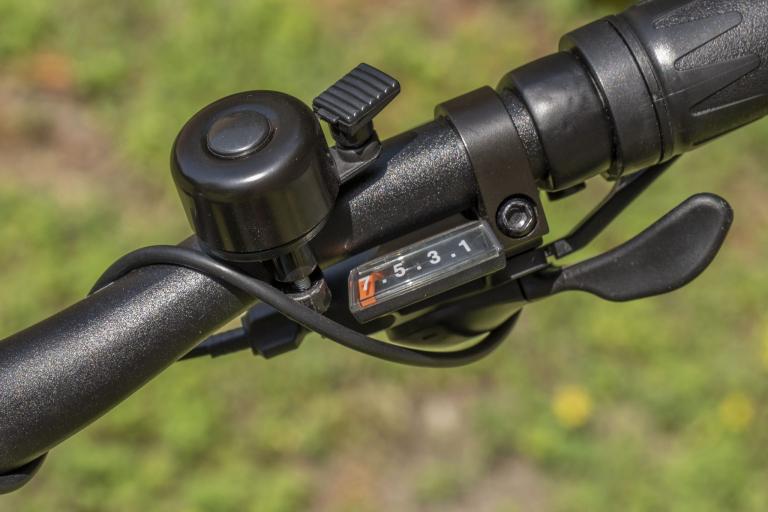 Eleglide M1 elektromos kerékpár teszt 14