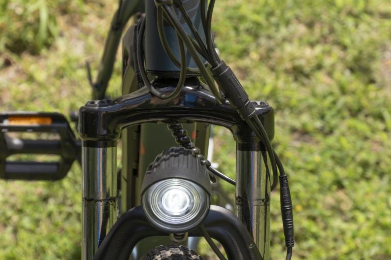 Eleglide M1 elektromos kerékpár teszt 13