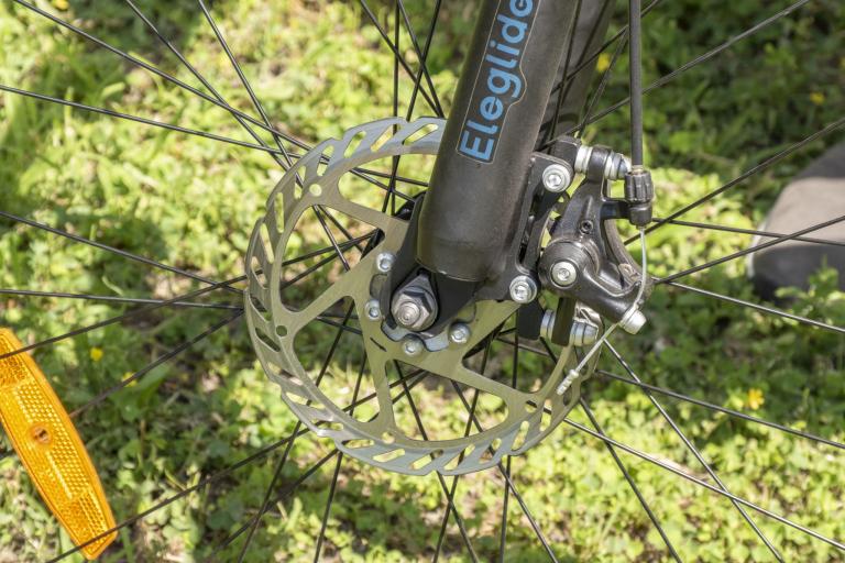 Eleglide M1 elektromos kerékpár teszt 12