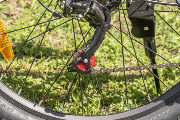 Eleglide M1 elektromos kerékpár teszt 10