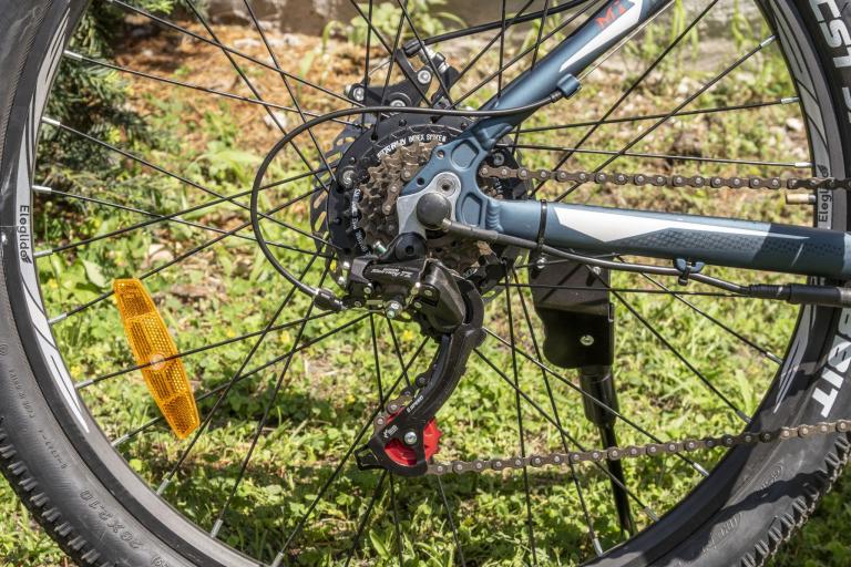 Eleglide M1 elektromos kerékpár teszt 9