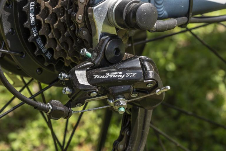 Eleglide M1 elektromos kerékpár teszt 8