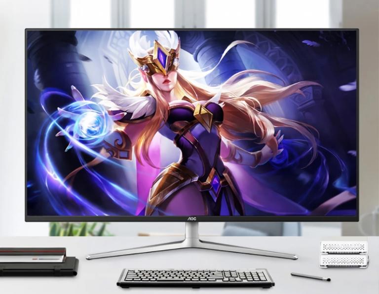 Pár darab AOC monitort lehet extrém olcsón rendelni 2