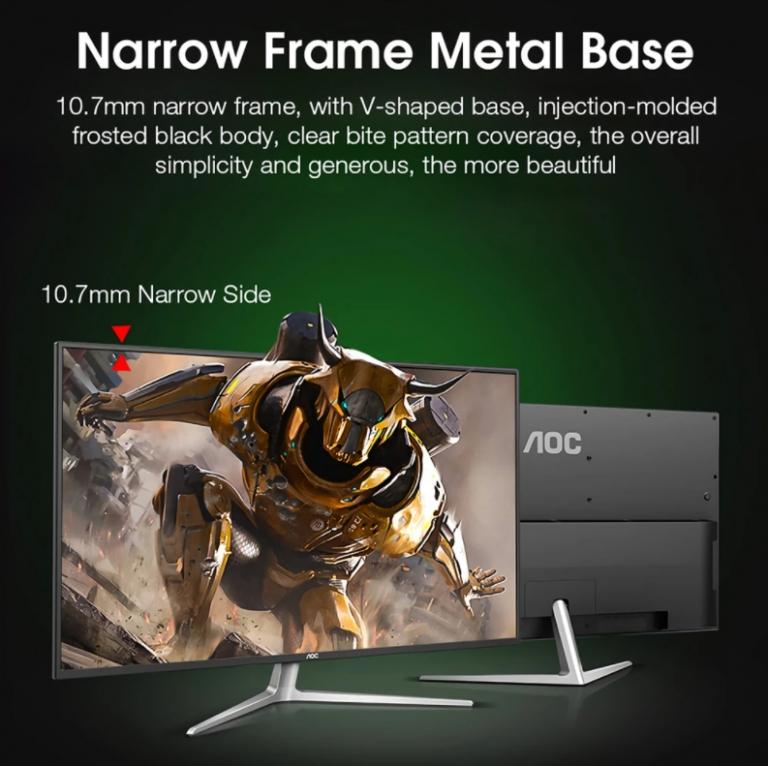 Pár darab AOC monitort lehet extrém olcsón rendelni 7