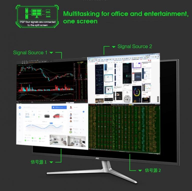 Pár darab AOC monitort lehet extrém olcsón rendelni 5