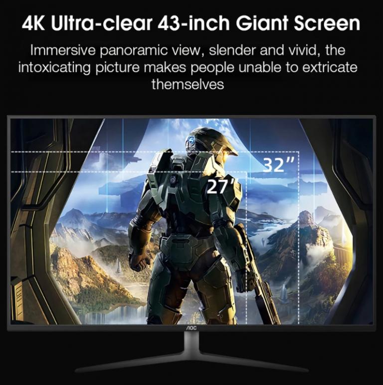 Pár darab AOC monitort lehet extrém olcsón rendelni 6
