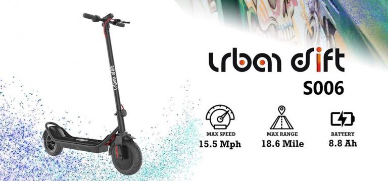 Új elektromos roller márkára bukkantunk a Geekbuyingon 2
