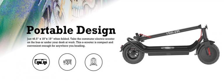 Új elektromos roller márkára bukkantunk a Geekbuyingon 7