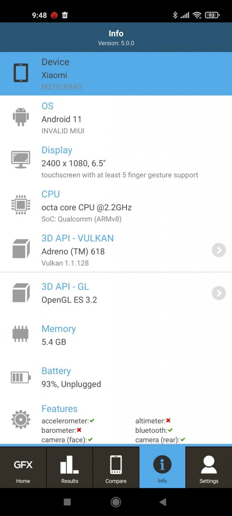 Xiaomi Mi 11 Lite okostelefon teszt 20