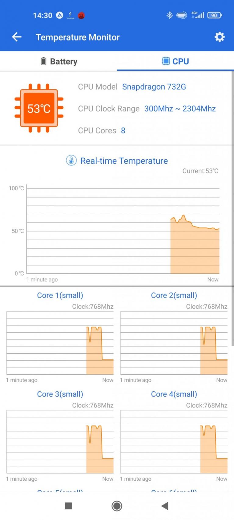 Xiaomi Mi 11 Lite okostelefon teszt 26