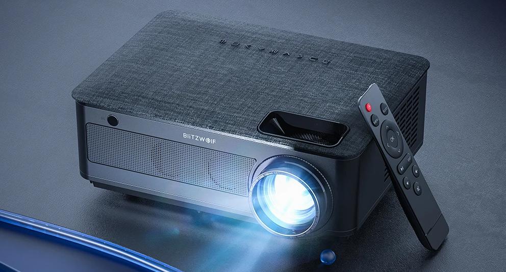 BlitzWolf BW-VP10 projektor teszt 15