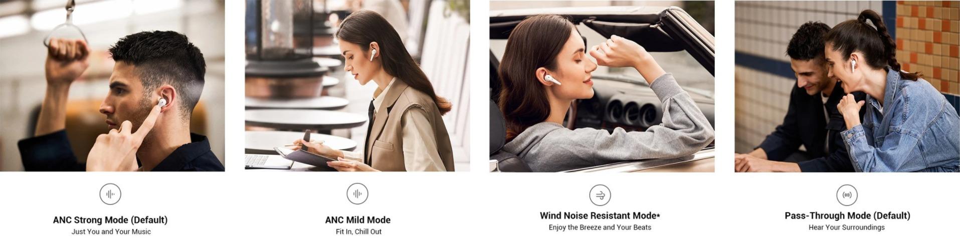 1MORE ComfoBuds Pro TWS fülhallgató teszt 21