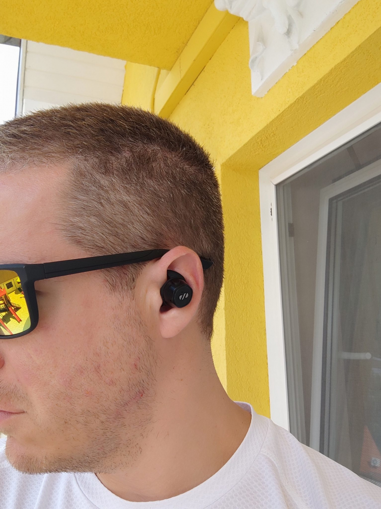 Airloop Snap 3 az 1-ben TWS fülhallgató teszt 12
