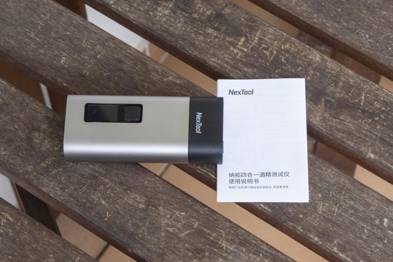 NexTool 4 az 1-ben alkoholszonda teszt 4
