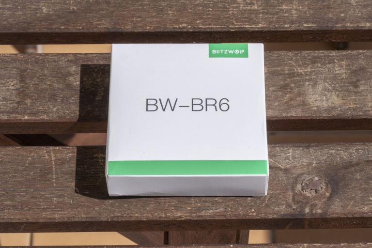 BlitzWolf BW-BR6 Bluetooth transzmitter teszt 2
