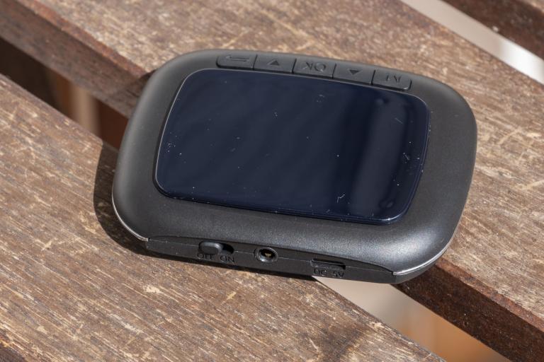 BlitzWolf BW-BR6 Bluetooth transzmitter teszt 4