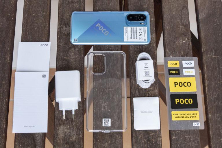 Poco F3 okostelefon teszt 4