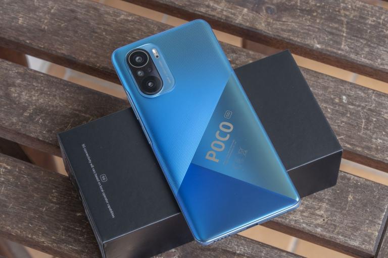 Poco F3 okostelefon teszt 8