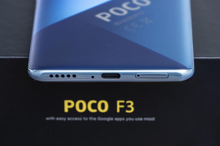 Poco F3 okostelefon teszt 9
