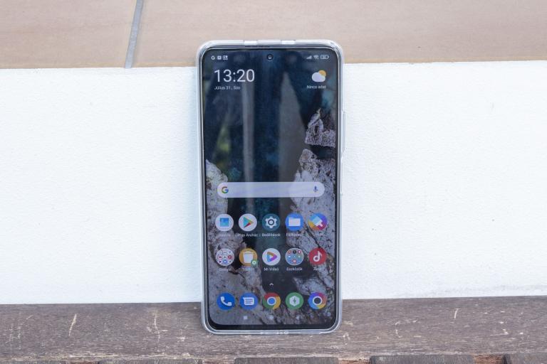 Poco F3 okostelefon teszt 15