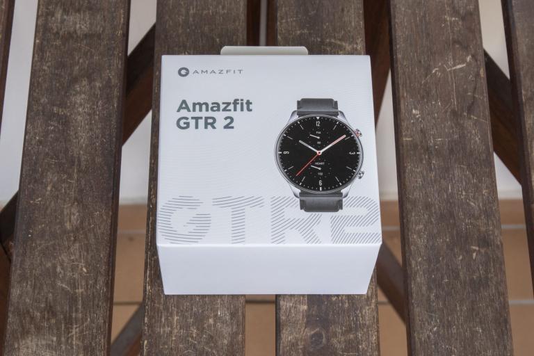 Xiaomi Amazfit GTR 2 sportóra teszt 2