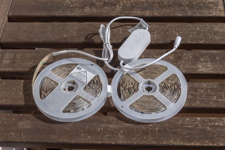 Govee programozható LED szalag teszt 5